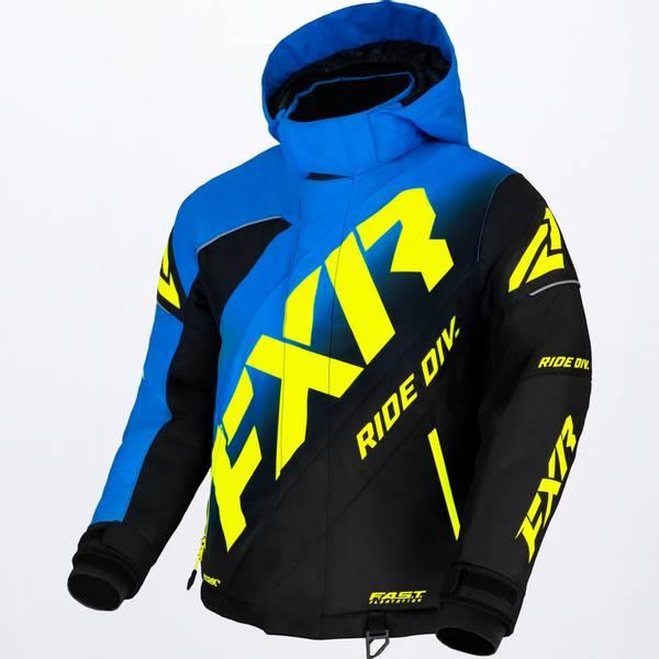 Bilde av FXR Yth CX Jacket 22, blue