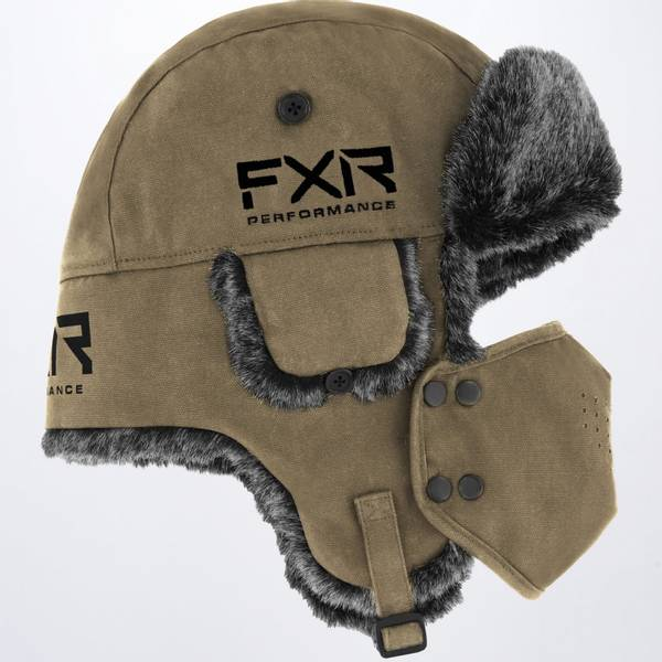 Bilde av FXR Trapper Hat 22, canvas